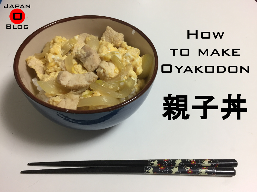 How to make Oyakodon