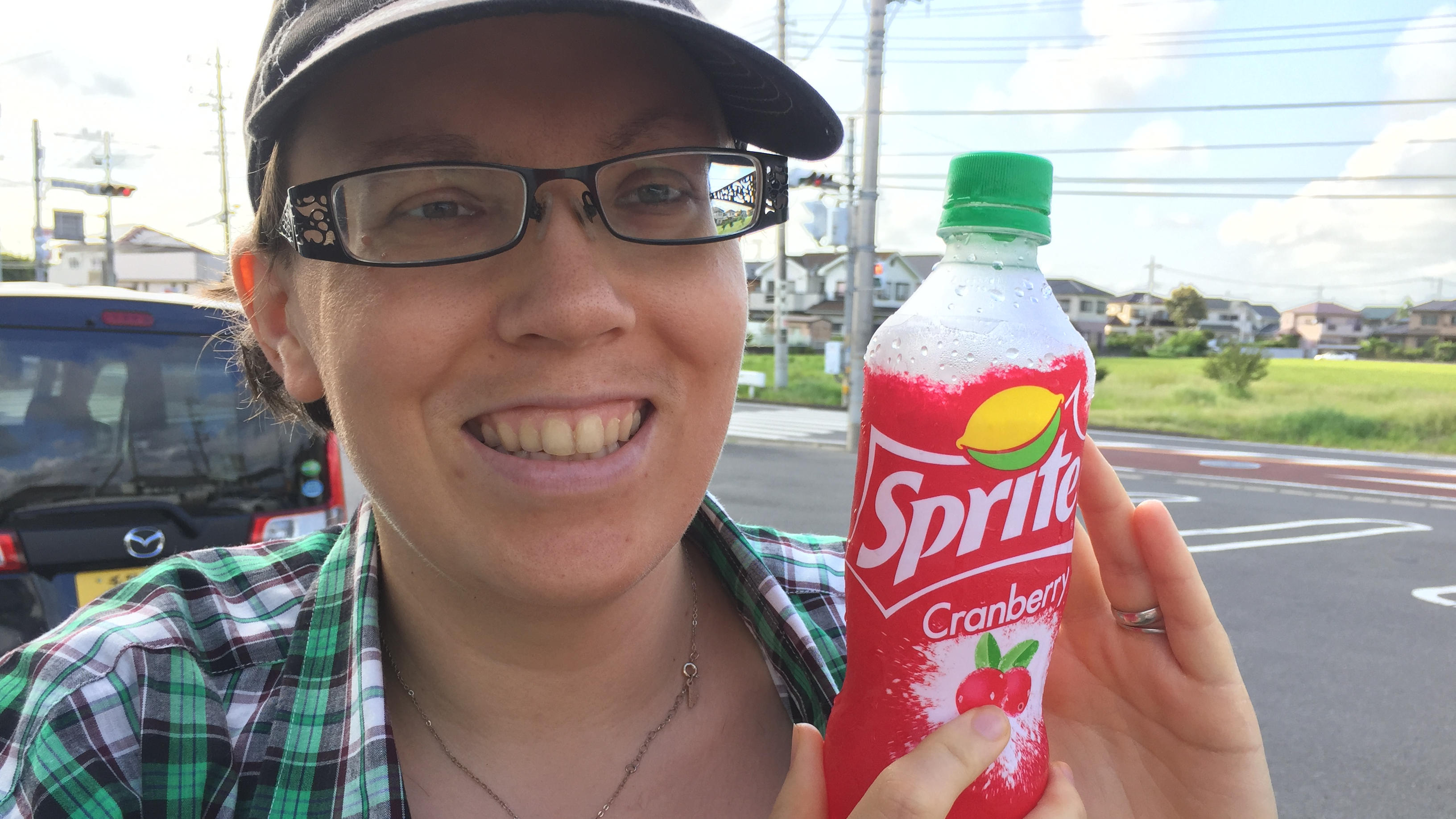 Review: Cranberry Sprite