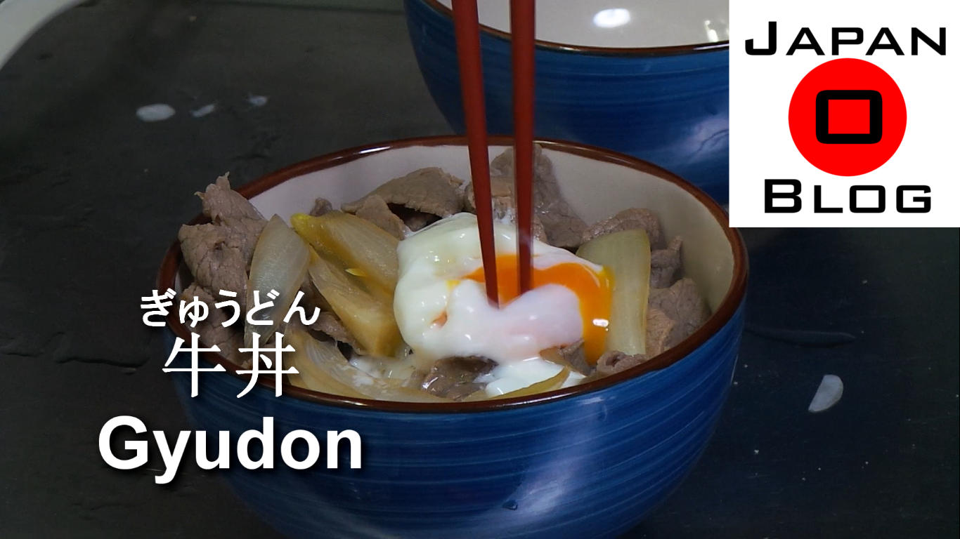How to make Gyudon